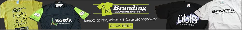 workwear fm branding banner