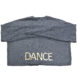 Tip Toes Dance - Womens cropped crew fleece